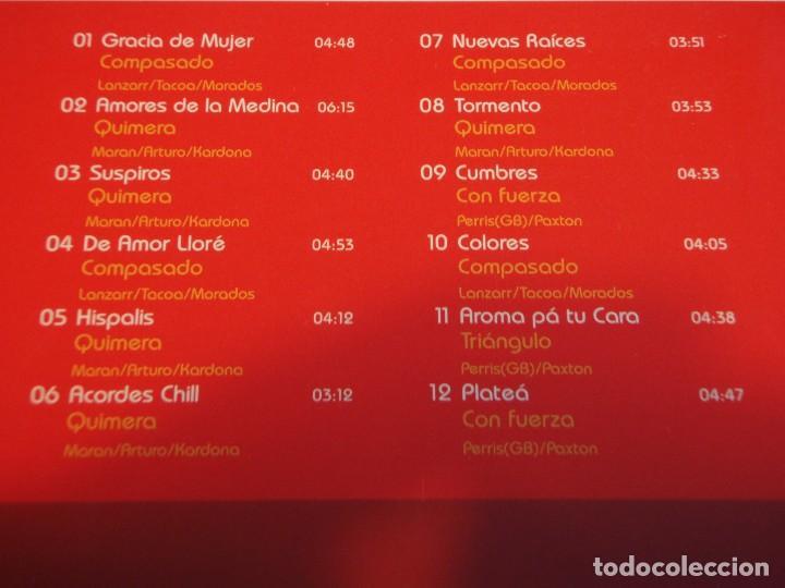 CDs de Música: COLECCION CHILLOUT DE 9 CDS BOSSANOVA-TANGO-FLAMENCO-REGGAE-BUDDHA'S-AFRO-ASIAN-IDIAN-MEDITERRANEAN - Foto 7 - 94954339