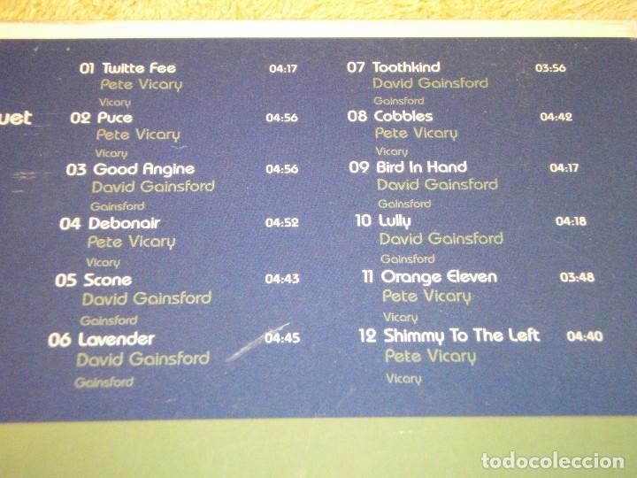 CDs de Música: COLECCION CHILLOUT DE 9 CDS BOSSANOVA-TANGO-FLAMENCO-REGGAE-BUDDHA'S-AFRO-ASIAN-IDIAN-MEDITERRANEAN - Foto 11 - 94954339