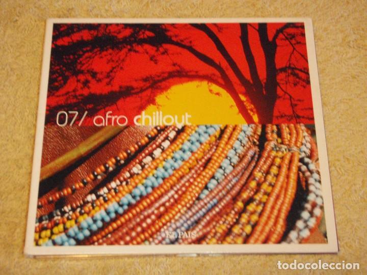 CDs de Música: COLECCION CHILLOUT DE 9 CDS BOSSANOVA-TANGO-FLAMENCO-REGGAE-BUDDHA'S-AFRO-ASIAN-IDIAN-MEDITERRANEAN - Foto 12 - 94954339