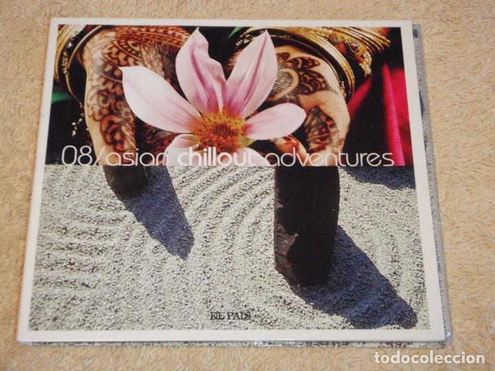 CDs de Música: COLECCION CHILLOUT DE 9 CDS BOSSANOVA-TANGO-FLAMENCO-REGGAE-BUDDHA'S-AFRO-ASIAN-IDIAN-MEDITERRANEAN - Foto 14 - 94954339