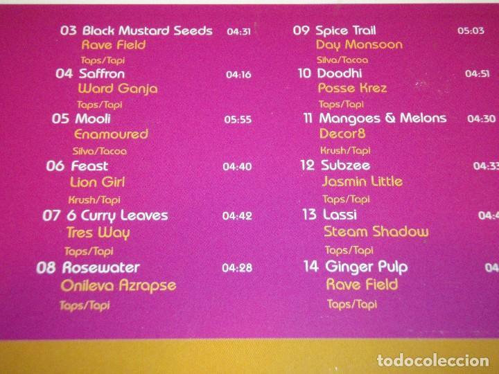 CDs de Música: COLECCION CHILLOUT DE 9 CDS BOSSANOVA-TANGO-FLAMENCO-REGGAE-BUDDHA'S-AFRO-ASIAN-IDIAN-MEDITERRANEAN - Foto 19 - 94954339