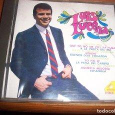 CDs de Música: CD DE LUIS LUCENA, COPLAS DE ESPAÑA. EDICION EKIPO DE 1992. D.. Lote 94958087