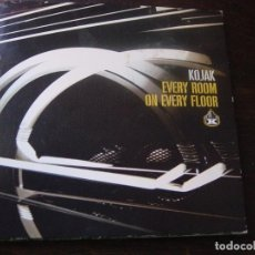 CDs de Música: KOJAK. EVERY ROOM ON EVERY FLOOR. CD EDICION EXTRANJERA. Lote 94973159