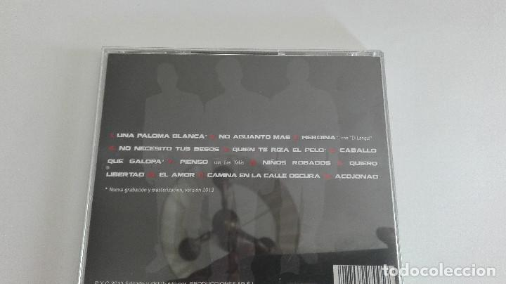 CDs de Música: CD LOS CALIS VUELVE UN MITO - Foto 2 - 94975771