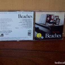 CDs de Música: BEACHES - CANCIONES DE BETTE MIDLER - CD BANDA SONORA ORIGINAL BSO. Lote 94982095