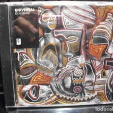 CDs de Música: UNIVERSAL OLIVER HO CD META RECORDS MADE IN ENGLAND 2001 COMO NUEVO¡. Lote 95014887