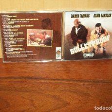 CDs de Música: BULLETPROOF - CD BANDA SONORA ORIGINAL. Lote 95035875