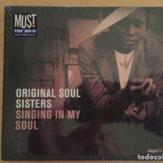 CDs de Música: ORIGINAL SOUL SISTERS. SINGING IN MY SOUL. Lote 95064243