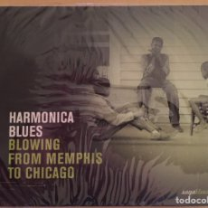 CDs de Música: HARMONICA BLUES. BLOWING FROM MEMPHIS TO CHICAGO. Lote 95067107