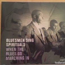 CDs de Música: BLUESMEN SING SPIRITUALS. WHEN THE BLUES GO MARCHING IN. Lote 95067464