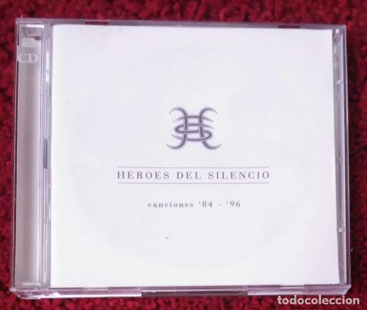 HEROES DEL SILENCIO (CANCIONES 84-96) DOBLE CD 2000 (Música - CD's Rock)