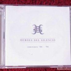 CDs de Música: HEROES DEL SILENCIO (CANCIONES 84-96) DOBLE CD 2000. Lote 95084327