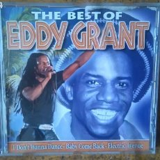 CDs de Música: EDDY GRANT.CD.THE BEST OF. Lote 95092620