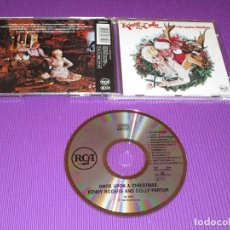 CDs de Música: KENNY ROGERS & DOLLY PARTON ( ONCE UPON A CHRISTMAS ) - CD - ND90615 - RCA. Lote 95157303