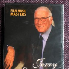 CDs de Música: JERRY GOLDSMITH FILM MUSIC MASTERS SPECIAL DVD EDITION. Lote 172651787