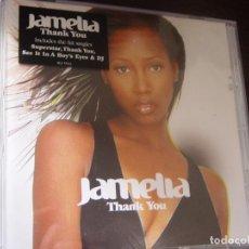 CDs de Música: JAMELIA. THANK YOU. CD PARLOPHONE 2004. Lote 95197375