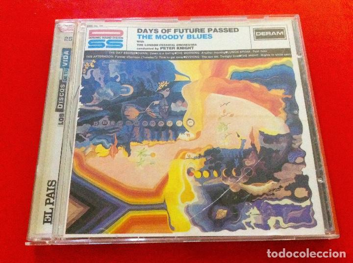 DAYS OF FUTURE PASSED. THE MOODY BLUES. PETER KNIGHT (Música - CD's Jazz, Blues, Soul y Gospel)