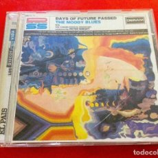 CDs de Música: DAYS OF FUTURE PASSED. THE MOODY BLUES. PETER KNIGHT. Lote 95209803