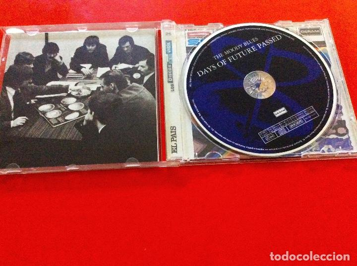 CDs de Música: Days of future passed. The moody blues. Peter Knight - Foto 2 - 95209803