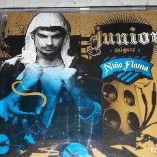 CDs de Música: JUNIOR MIGUEZ - NIÑO FAMA 2005 BUEN ESTADO. Lote 95300687