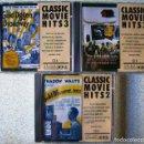CDs de Música: LOTE B.S.O DE PELICULAS CLÁSICAS...3 CD´S...60 TEMAS. Lote 95302383