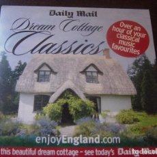 CDs de Música: DAILY MAIL. DREAM COTTAGE CLASSICS. CD PROMOCIONAL. Lote 95305203