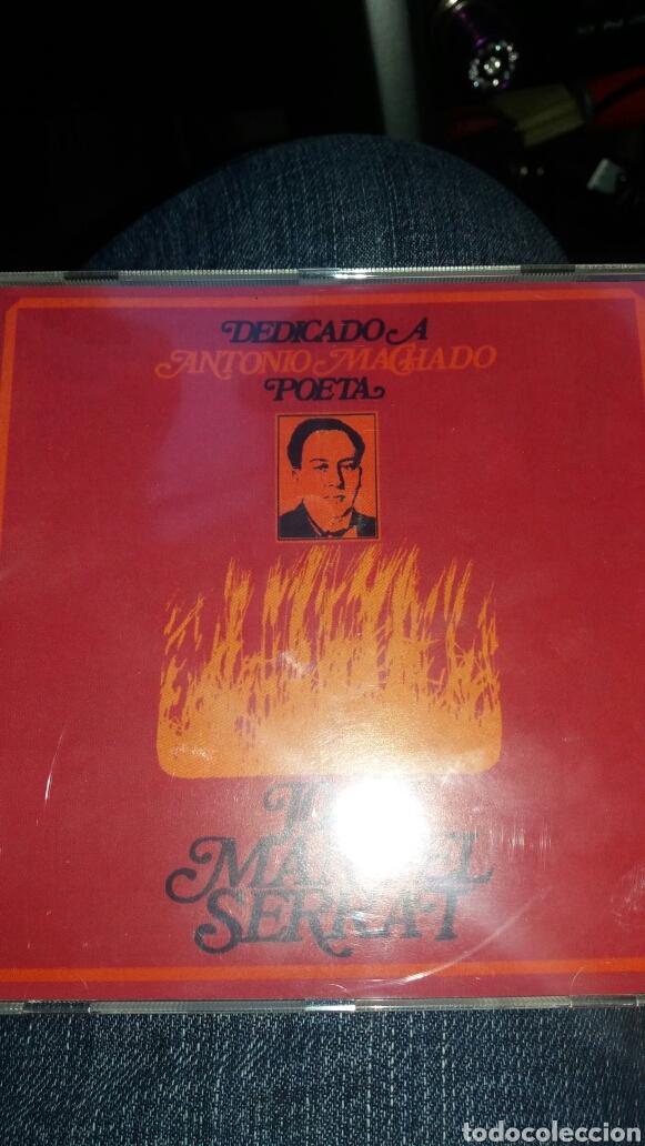 CD JOAN MANUEL SERRAT LIBERTAD (Música - CD's Melódica )