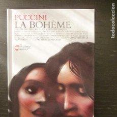 CDs de Música: PUCCINI LA BOHEME. EL PAIS 2007 2CD. Lote 95311979