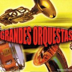 CDs de Música: GRANDES ORQUESTAS 5 CD´S . Lote 95340891