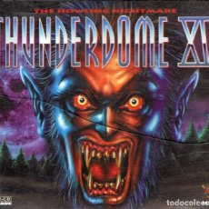 CDs de Música: CD THUNDERDOME XV ( 2 CD´S). Lote 95341455