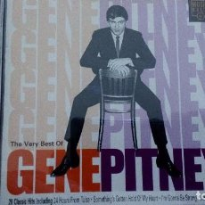 CDs de Música: GENE PITNEY THE BEST OF CD. Lote 95406239