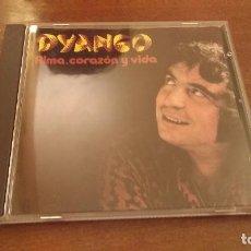CDs de Música: DYANGO , ALMA , CORAZON Y VIDA. Lote 95406611