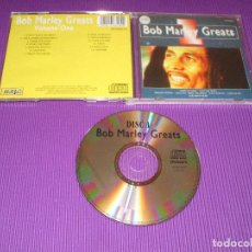 CDs de Música: BOB MARLEY ( GREATS DISC ONE ) - CD - 3PSD007A - MELLOW MOODS - CHANCES ARE - KAYA - CAUTION .... Lote 95409279