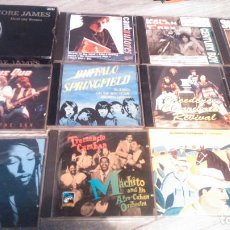 CDs de Música: LOTE DE 12 CD´S DE ROCK, POP, SOUL, ETC (10 + 1 DOBLE). Lote 95436539