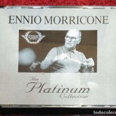 CDs de Música: ENNIO MORRICONE (THE PLATINUM COLLECTIÓN) 3 CD'S 2007. Lote 95456275
