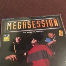 CDs de Música: MEGASESSION BY MIKE PLATINAS. Lote 95463375