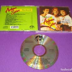CDs de Música: THE BEST OF THE ANDREWS SISTERS - CD 99010 - CARMEN'S BOOGIE - RUM AND COCA COLA - TI-PI-TIN .... Lote 95476539
