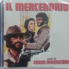 CDs de Música: IL MERCENARIO - ENNIO MORRICONE - PRECINTADO - CD OST / BSO / BANDA SONORA / SOUNDTRACK. Lote 95535551