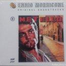 CDs de Música: METELLO - THE SECRET OF THE SAHARA - ENNIO MORRICONE - PRECINTADO - 2 CDS - OST / BSO / BANDA SONORA. Lote 95536047