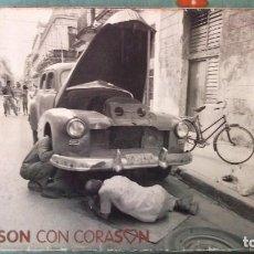 CDs de Música: SON CON CORASON (LAS ESTRELLAS DEL BOLERO Y DEL SON). Lote 95553235
