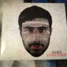 CDs de Música: CD RAYDEN ESTABA ESCRITO EDICIÓN DIGIPACK. Lote 95582963