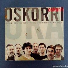 CDs de Música: CD URA OSKORRI ( EN CAJA DESPLEGABLE ).. Lote 95583907