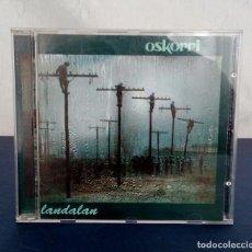 CDs de Música: CD OSKORRI - LANDALAN. Lote 95584707