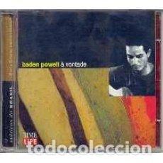 CDs de Música: BADEN POWELL - À VONTADE. Lote 95587651