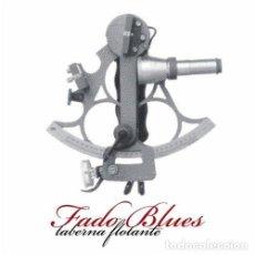 CDs de Música: FADO BLUES - TABERNA FLOTANTE (PRECINTADO). Lote 95589903