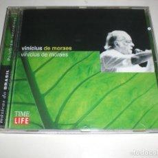 CDs de Música: VINICIUS DE MORAES - VINICIUS DE MORAES. Lote 95591259