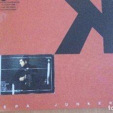 CDs de Música: KEPA JUNKERA K DOBLE CD ESTUCHE CON LIBRETO 2003 RARO DE VER. Lote 95611207