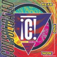 CDs de Música: CONSOLIDATED(VARIOS)HERA AND NOW EDICION USA DOBLE CD PROMO DEL 94. Lote 95621307