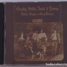 CDs de Música: CROSBY, STILLS, NASH & YOUNG - DÉJA VU (CD) 10 TEMAS. Lote 95630739