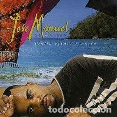 CDs de Música: JOSE MANUEL - CONTRA VIENTO Y MAREA . Lote 95635191